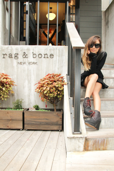 mmsection:  Rag & Bone /on MMS