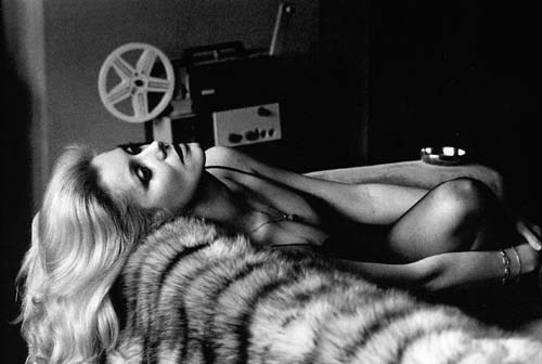 We love the Helmut Newton retrospective at the Grand Palais in Paris… The exhibition brings together more than two hundred of his photographs and there is also a great film made by his wife of sixty years, the photographer June Newton: Helmut by June. Here is one of Newton's images of the beautiful Catherine Deneuve.