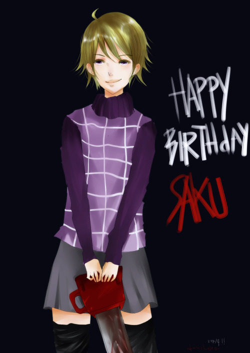 dancho-kei:  for saku b'day 27/4 ! Urotsuki from yume2kki , hope you like it saku ^^ /alsothanksforthatdeconinasketchsjahskjhahskjatreasure6ever /  AND WAAAAAAAAAA UROTSUKIIIIIIIII YOU DRAW THIS BEAST LOOKS RLY PRETTY CHICHI OOOOOHHHH <333 thanks a lot once again! you truly made my day bby ;;;u;;; /waitomgwhatididisbutcheringhimwhywouldyouuuu/ hides