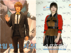 "jheisjlove:  [NEWS] SHINEE'S MINHO AND F(X)'S SULLI CONFIRMED FOR SM ENTERTAINMENT'S ADAPTATION FOR 'HANA KIMI'   Last year, SM Entertainment announced that they will be producing a drama based on the uber-popular Japanese comic, ""Hanazakari no Kimitachi e"" also known as ""Hana Kimi"". After much delays, SM finally revealed its lead casts.According to sources, SHINee's Minho and f(x)'s Sulli have been selected to play the lead roles of Izumi Sano and Mizuki Ashiya respectively. And with SM taking helm at the production, other casts for the drama will most likely have SM artists and actors. PD Jun Ki Sang of 'Boys Over Flowers' will be directing the drama, and it's also been revealed that the drama is scheduled to broadcast on SBS in the second half of the year. Source: Nate"