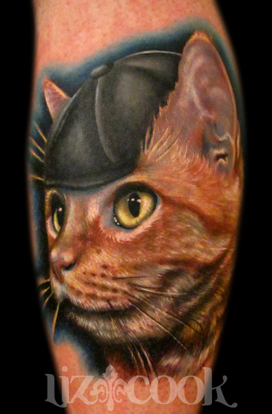 fuckyeahtattoos:  Liz Cook-Rebel Muse Studio-Dallas TX   Wow! That must have taken forever. It looks amazing.
