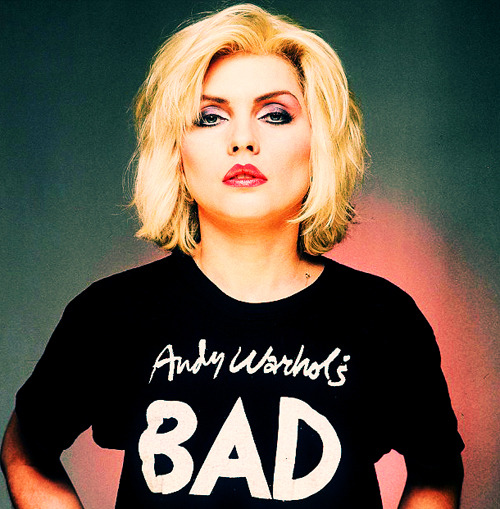 vintagegal:  Debbie Harry (1980)