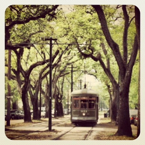 Still have 5 more weeks in Texas. I'm ready for NOLA!! (Taken with instagram)