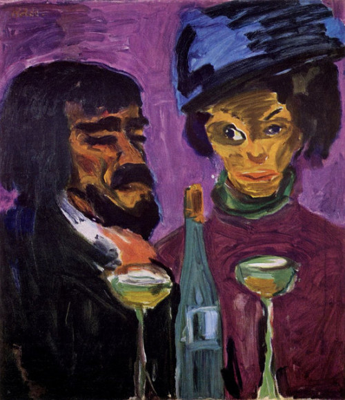 Nolde, Emil (1867-1956) - 1911 Eslovernos by RasMarley on Flickr.