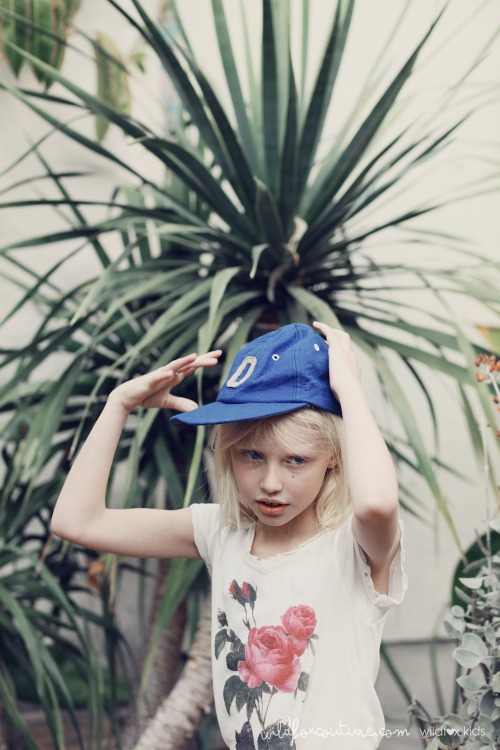 Wild Fox girl, in love with this shoot!