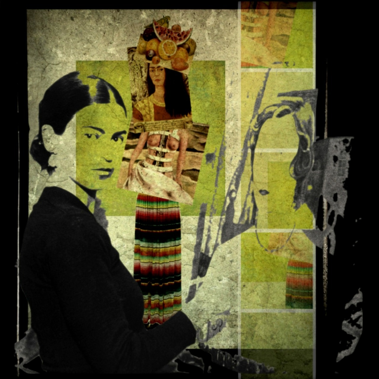 Frida :: Layers & Shadows (by studio Judith)