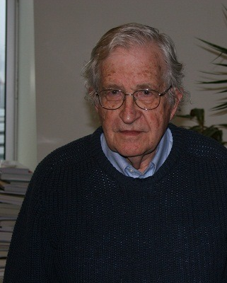 Our interview with Noam Chomsky at his office for the documentary We Are Many.  Support We Are Many, please visit our JustGiving page!