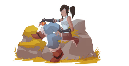 cheeks-74:  Korra rocks! by `cheeks-74
