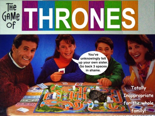 bensiemon:  The Game of Thrones!