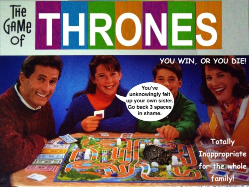 The Game of Thrones!