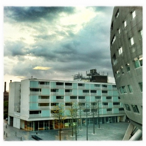 View from my Cell.  (Taken with Instagram at Foster + Partners)