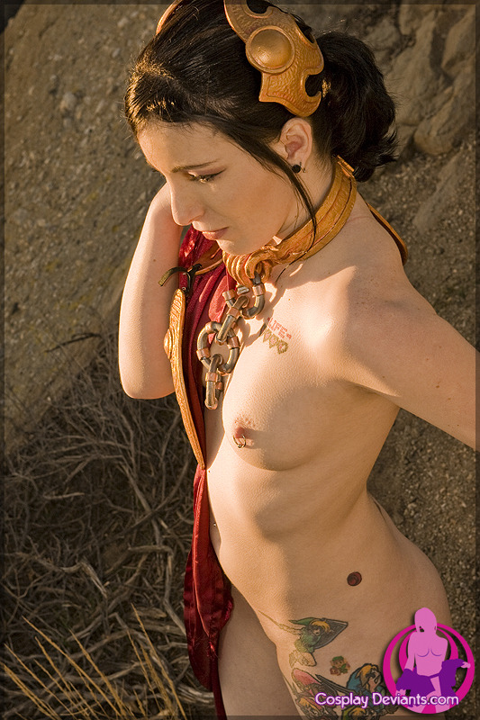 Remarkable, very Princess leia slave naked commit error
