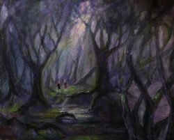 Fangorn by AlasseaEarello