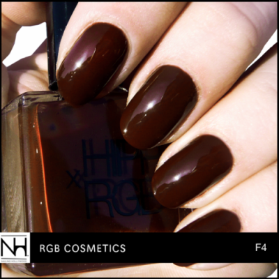"RGB Cosmetics HIPPxRGB ""F4"" Nail Color"