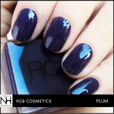 "RGB Cosmetics ""Plum""  Nail Color"