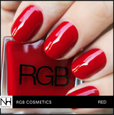 "RGB Cosmetics ""Red"" Nail Color"