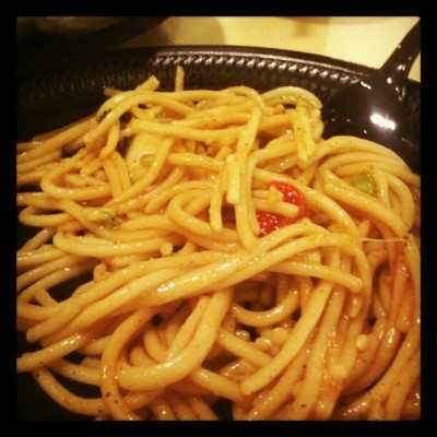 Chow Mein! (Taken with Instagram at University of South Florida)