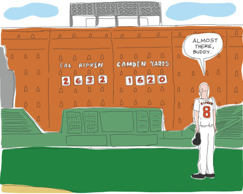 Happy 20th Anniversary, Camden Yards!