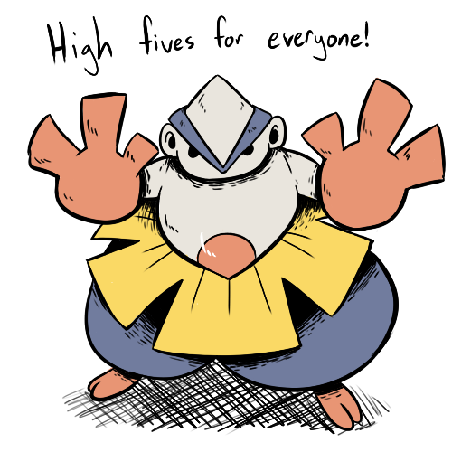 #297-Hariyama  No livestream today! I will get to those requests though later so sit tight!