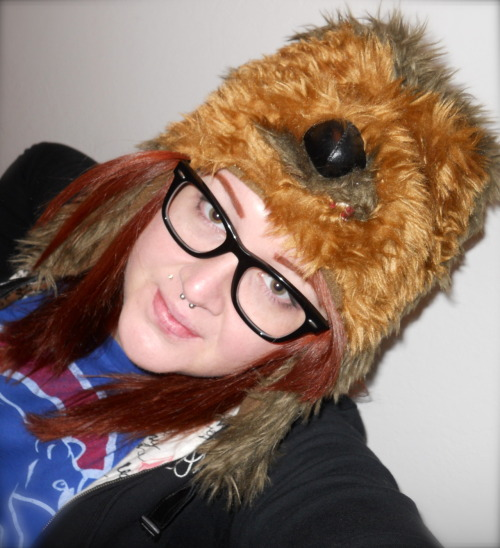 See this crazy lady in the Chewbacca hat? That's me. And I want you to check out my blog!! It is super body positive, sexy, lots of fun and more than occasionally nerdy. On the blog there is a link to my Facebook which you can check out for more fun and goodies! XOX Blog here; http://electrarosepinup.blogspot.com/