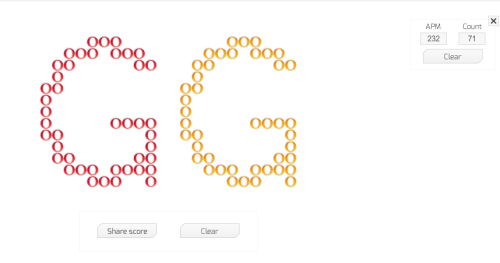 "Type ""Zerg Rush"" in google if you haven't already. An intense game!"