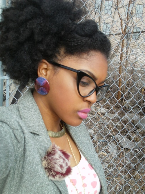 msreina:  afrobuttafly:  >.>   (via imgTumble) my hair goal