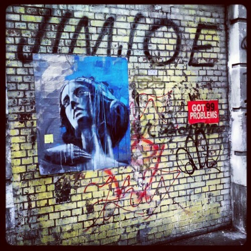 #graffiti #lowereastside #alphabetcity #NYC  (Taken with instagram)