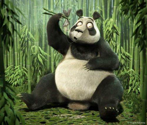 "pandaredes:  ""A break from Bamboo "" de Jose Alves da Silva"