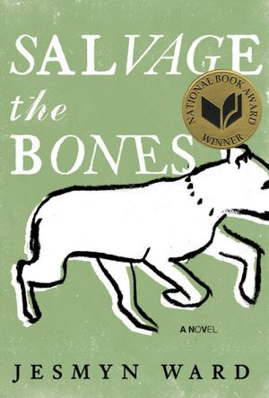 I recently read the 2011 National Book Award winner, 'Salvage the Bones.'      The book is worth a read for the visceral opening scene alone, which had me captivated and horrified. The prose is tense, urgent, luscious. The protagonist is poor and pregnant and 14. She's fierce and smart but not plucky or precocious. In short she's completely different from any young female character that I've ever encountered.  Admittedly, this is a book that I appreciate more reflecting on after the fact, than when while I was reading it. Here are a few reviews that I liked: The Sunday Times Book Review The Washington Post and The L.A. Times Image via Bloomsbury