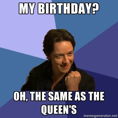 (Heh, what a coincidence, it's my birthday today! — Jess) Submitted by tangleflower