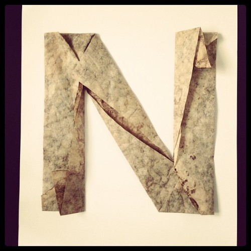 N (Taken with instagram)