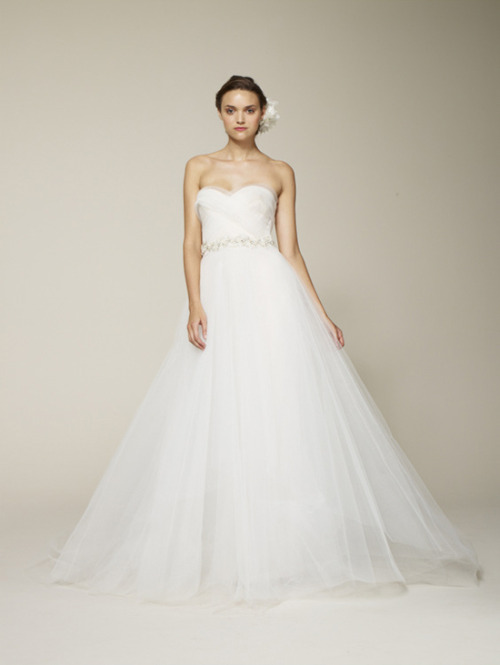 wedding-obsession:  I'm sure you all know how much I adore Marchesa. <3