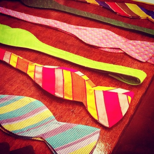 Bow ties are cool. (Taken with Instagram at Vernon)