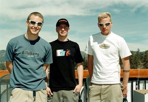 old skool blink, before travis :)