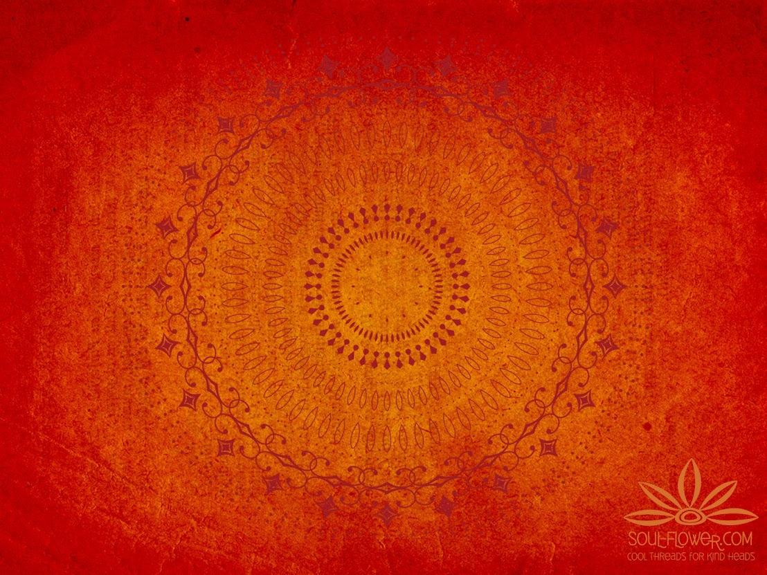 Soul Flower Mandala Desktop Wallpaper (via Photos - Google)
