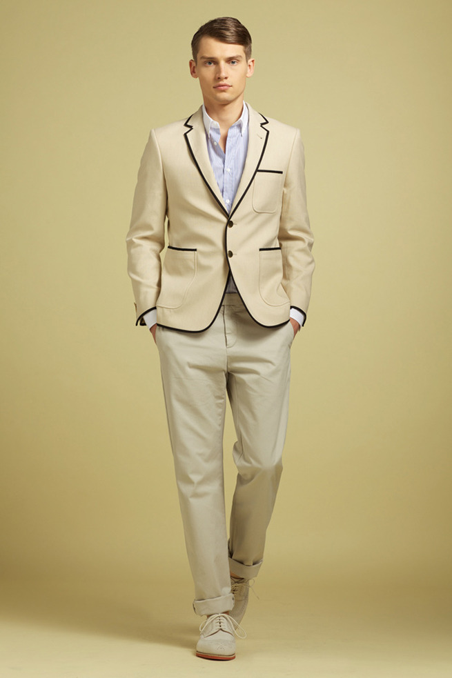 mensfashionworld:  Kitsuné Spring/Summer 2012 Lookbook