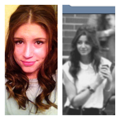 My attempt at looking like Eleanor what do you think?