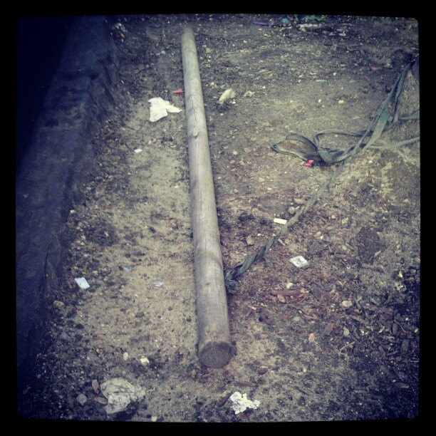 Yeah I have a big stick too. #fotofriday  (Taken with instagram)