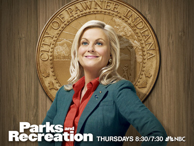 KNOPE 2012! And I'm not talking about Pawnee City Council, I'm talking WHITE HOUSE, baby! One of my favorite shows, Parks & Recreation, came back this week, so I imagined what Leslie Knope's Presidential Cabinet might look like, (with other characters from the show, natch!) Enjoy!