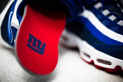 "Nike Air Max 95 NS ""Giants"" on Flickr."