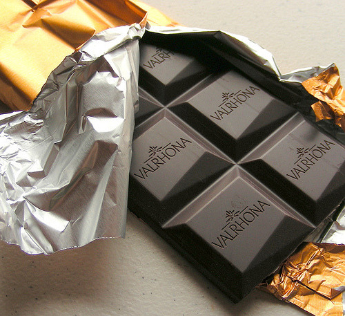 CRAVING dark chocolate!