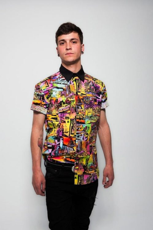mensfashionworld:  Maria Escoté Shirt Collection