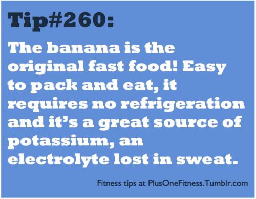 plusonefitness:  Fitness tip #260