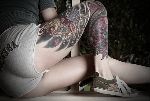 blxg:  Tattoo blog ∞