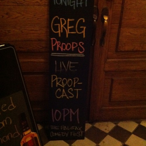 Waiting for the Proopcast! (Taken with instagram)