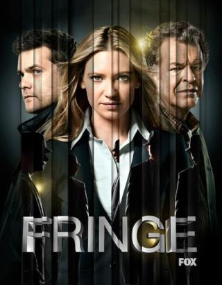 I am watching Fringe                                                  722 others are also watching                       Fringe on GetGlue.com