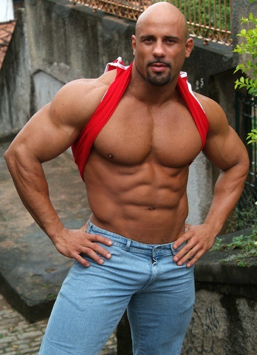 hard-muscles:  Jack Major - Bodybuilder