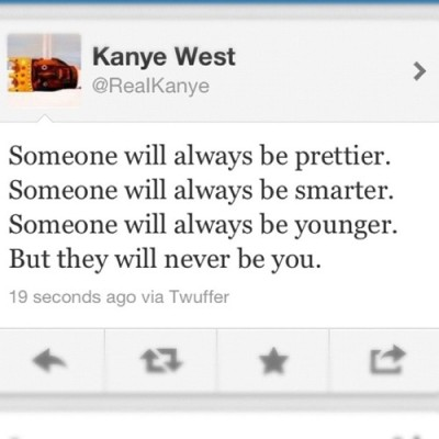 This tweet » My life.