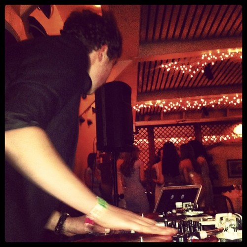 Partying with @djripe tonight. Standard hotel next.  (Taken with instagram)
