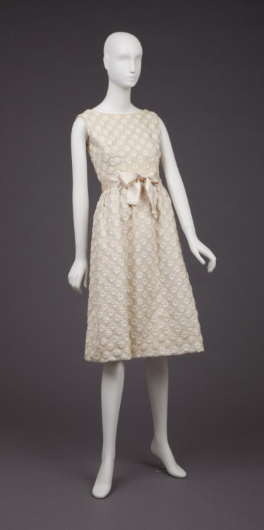 Dress Norman Norell, 1950s The Goldstein Museum of Design